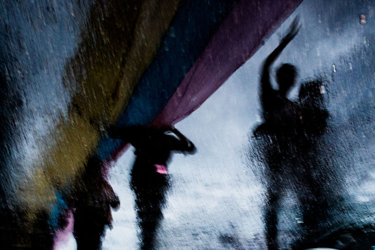 Colombia Colombia ♥  Manifestation Manifestazione Student Voice Color Day Reflection Reflex Streetphotography Street