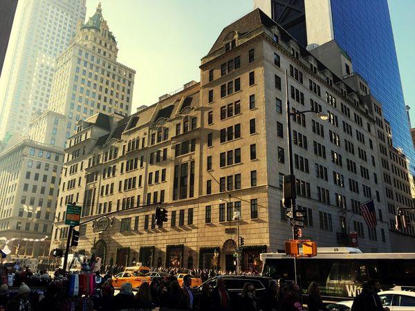 Newyorkcity New York Bergdorf Goodman