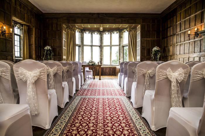 Luxury Indoors  Wedding Ceremony Isle Special Day ❤ Wedding Day Civil Ceremony Seating