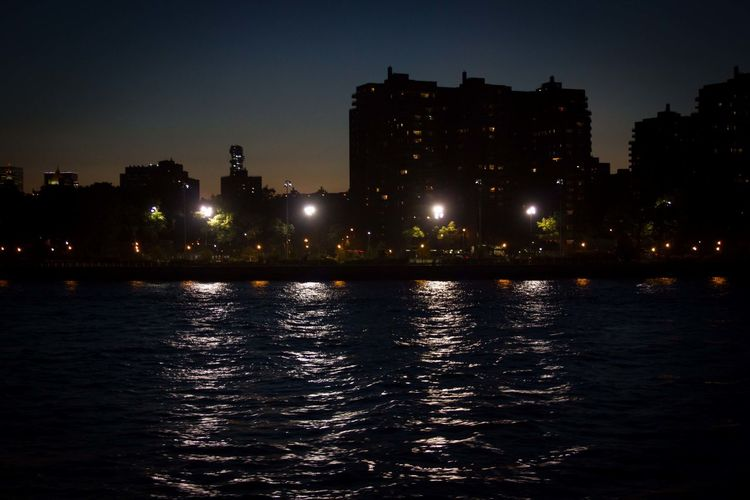 NYC on water Nyc Water Nyc Water Front Scenics
