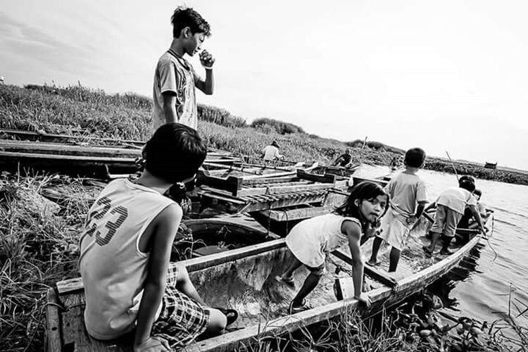 Playground Streetphotography Blackandwhite Photography Eyeem Philippines Lagunalake