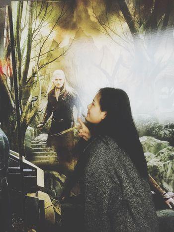 Legolas The Hobbit Love u