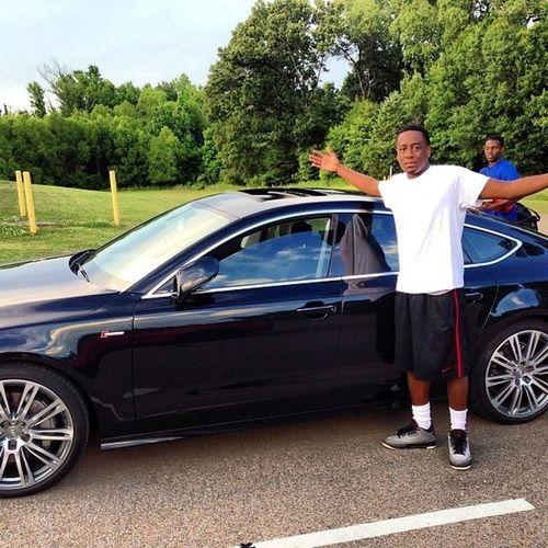 Yesterday Flexin In The Audi
