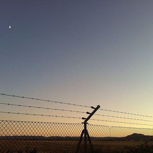 A por otros tantos km. #nofilters #sinfiltros #sunset #anochecer Sunset Anochecer Sinfiltros Nofilters