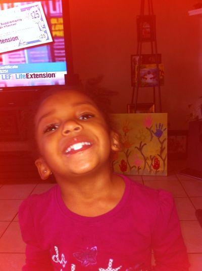 Khloe Said Whats Up!!