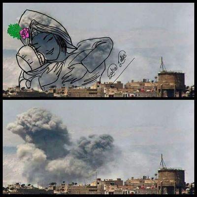 صور فنانة يمنية ترسم على دخان التفجيرات في بلادها لوحات فنية عبارة عن رسائل محبة وسلام الوطن منوعات اليمن
