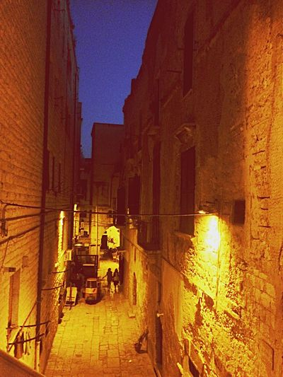 Old Town Old Bari