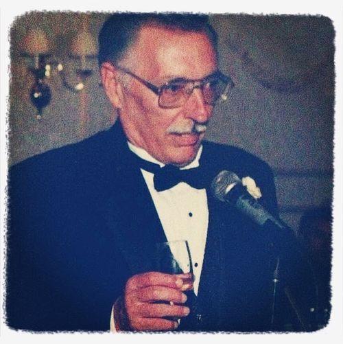 My grandfather was such a handsome man. Grandfather Ohana Lovehim Restinpeace
