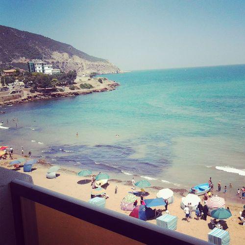 Sa Fais Bien De Se Lever Avec Du Soleil Vue Du Balcon Vacances ♥