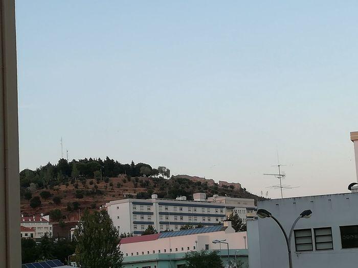 Castle Castelo Branco Portugal