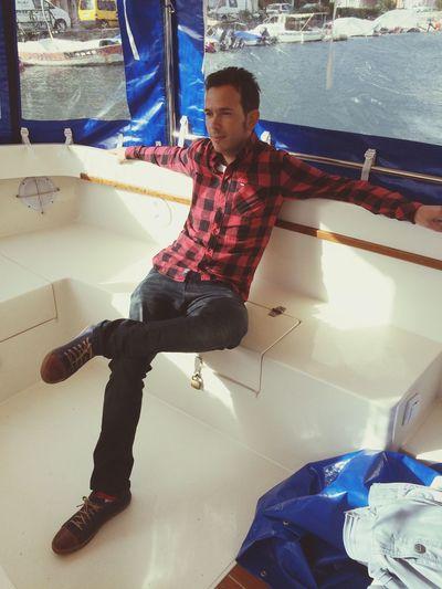 Keyif zamanı.... Boat Trip
