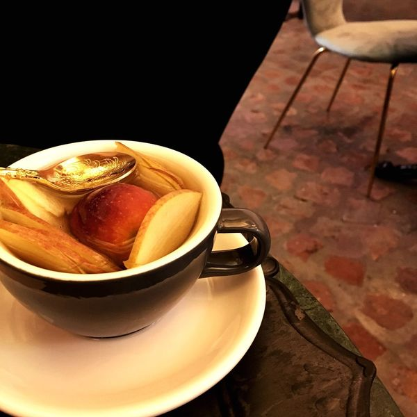 Apple Apple Tea Coffee Cup Coffee - Drink Table Food And Drink No People Refreshment Drink Freshness Plate Indoors  Food Close-up Sweet Food Frothy Drink Ready-to-eat Day