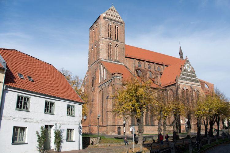 St. nikolai-kirche in wismar