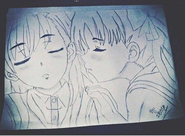 Drawing Yuri Lesbian Draw