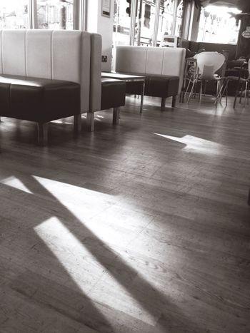 Sun :D Blackandwhite Cafe Sunshine