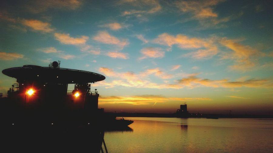 Sunrise Ships