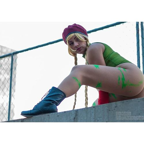 Streetfighter Streetfightercosplay Cammy Cammywhite Cammycosplay Streetfighterv Sfv Sfiv Videogamecosplay Cosplayphotogtraphy Cosplay Newyorkphotography NYCC NYCC2015 Nycc15 Comiccon Newyorkcomiccon