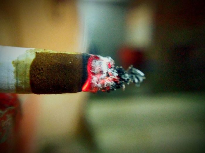 smoker First Eyeem Photo