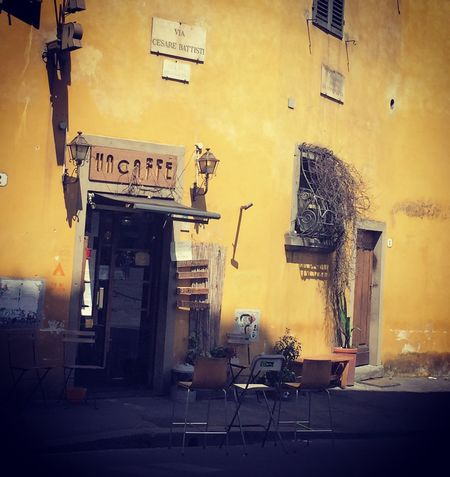 Coffee Summer Colours Traveling Life Cityscapes Coffee Florence Italy Showcase June
