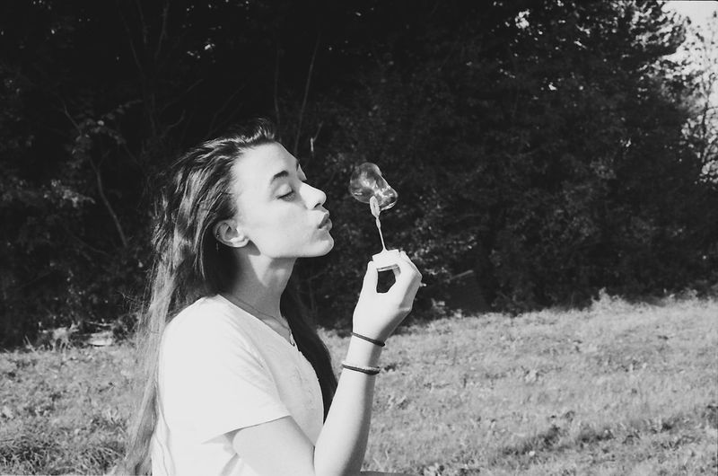 Life *-* Forest Bubbles Peace