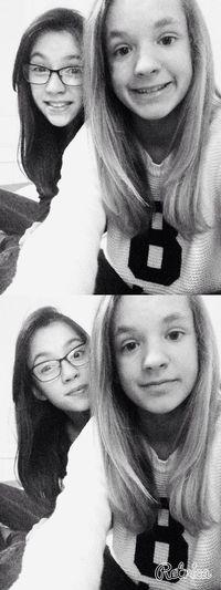 Ma petite sœur,je t'aime ♥♥