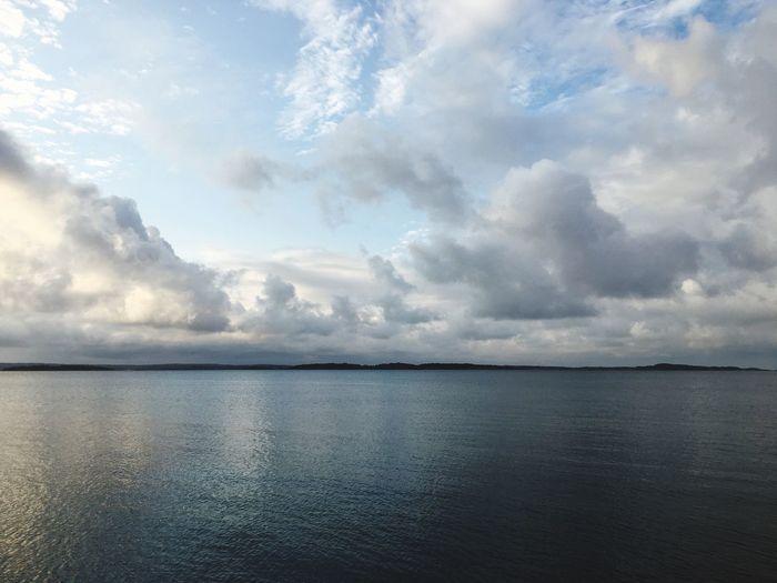 Water Sea Horizon Over Water EyeEmNewHere