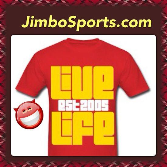$19.99 Livelife Shirt EstaBlished 2005 red yellow devil emoticon entrepreneur custom website ill doitmyself leggo jimbosports jimbo jimbi almostfamous itstheshit college instalife instashirt party