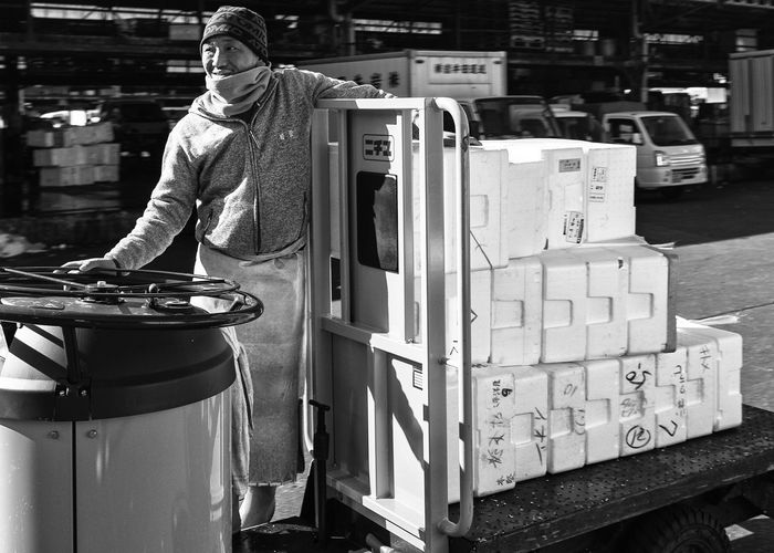 Tsukiji Fish Market Tsukiji Fishermen Market Black & White Blackandwhite Black And White Black And White Photography From My Point Of View Street Photography Street Street Life Streetphotography Tokyo Monochrome People Tokyo Street Photography Streetphotography_bw Popular Photos Getting Inspired Japan