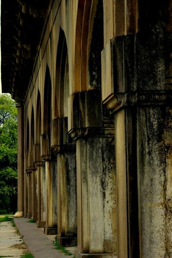 Historic Architecture Culture Qutb Shahi Dynasty