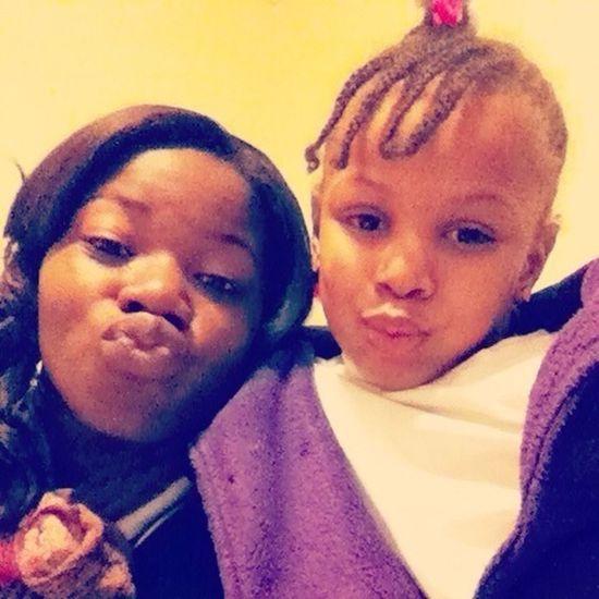 Ray'janae & I