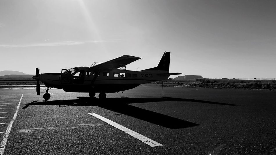Prout prout prout Monochrome Black & White Black And White Air Vehicle Sky Transportation Airport Airplane Nature Mode Of Transportation Day Airport Runway Road Real People Sunlight Military Clear Sky Outdoors Asphalt Aerospace Industry Travel Incidental People Army