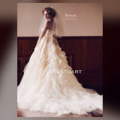 Dress Wedding White Jillstuart