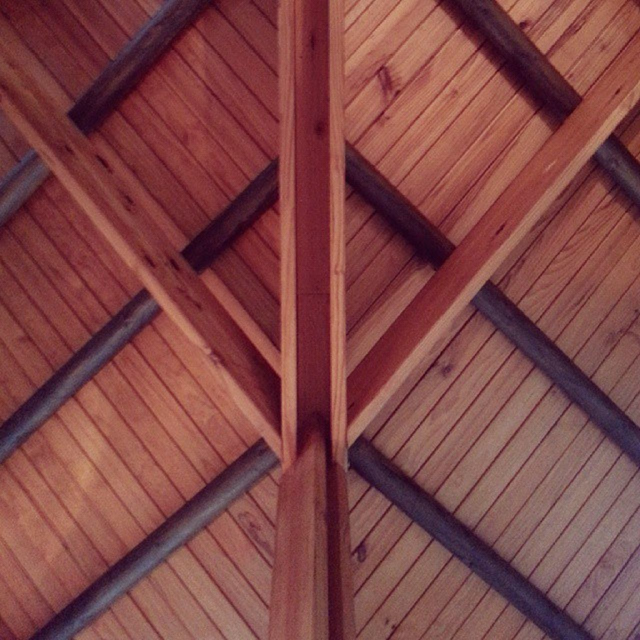 wood - material, architecture, no people, pattern, built structure, full frame, protection, day, indoors, backgrounds, low angle view, close-up