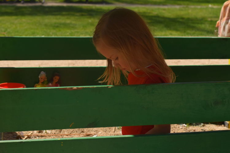 Girl Playing Playground Structure Children Photography Skopje Macedonia Up Close Street Photography Playground TCPM