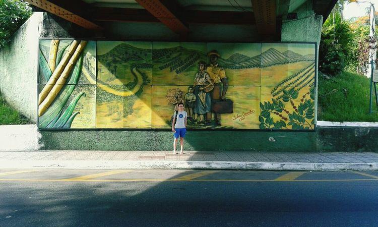 arte na rua♥ Hi!