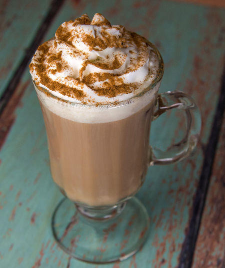 Cappuccino Coffee - Drink Food And Drink Frothy Drink Latte Mocha No People Refreshment