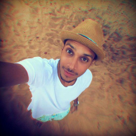 3D Photo Beach Hat First Eyeem Photo