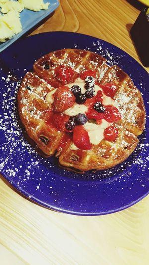 Waffle @ IHOP
