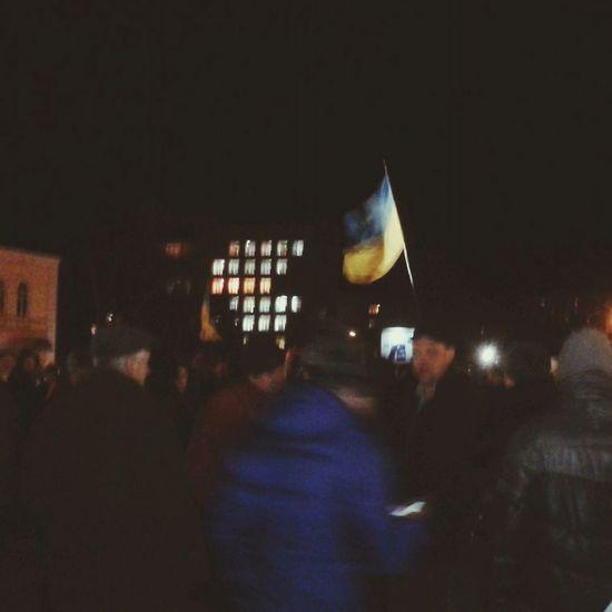 Ukraine Euromaidan Ukrainian  Zhytomyr