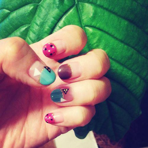 new nail.