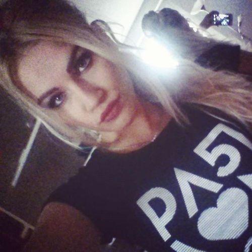 Pasjonaciclothing Ladies Collection Tshirt Lovelife Blonde BlueEyes Goodnight Selfie Mirror Instalike Polishwoman Dobrebopolskie