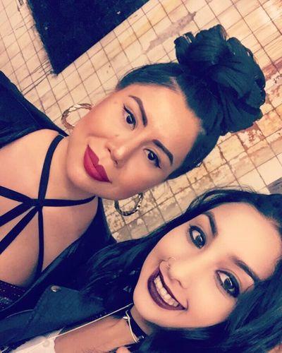 Selena and Nancy 🎃😈💀🔪 Halloween Costume Selena Thecraftmovie New York City