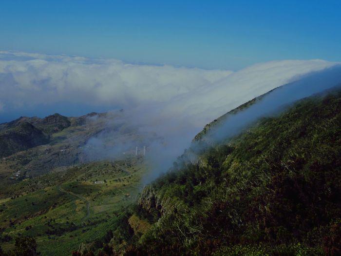 Mountain Remote Landscape Tourism