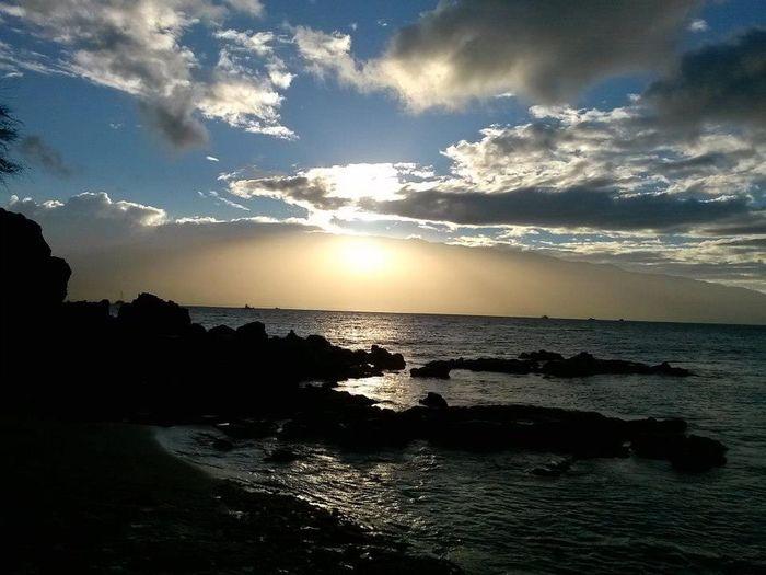 Maui Clouds And