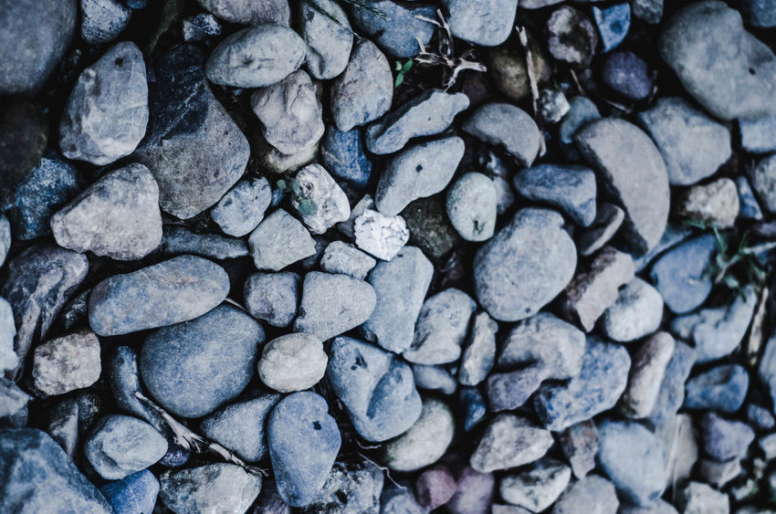 stone Abstract Backgrounds Close-up Directly Above High Angle View Minimal Minimalism Minimalobsession Nature Outdoors Pebble Rock Stone Stone - Object Stone And Pebbles Textured