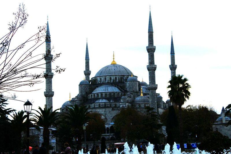 Bluemosgue Sultanahmet SultanAhmetBlueMosque Istanbul Turkey Treasure Architecture