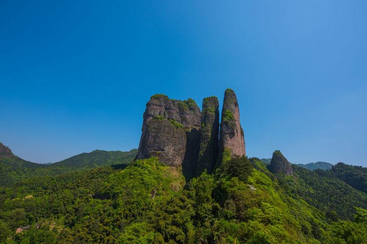 China Lanscape Macro Photography Mountain Zhejiang,China Ziseetheworld Ziwang
