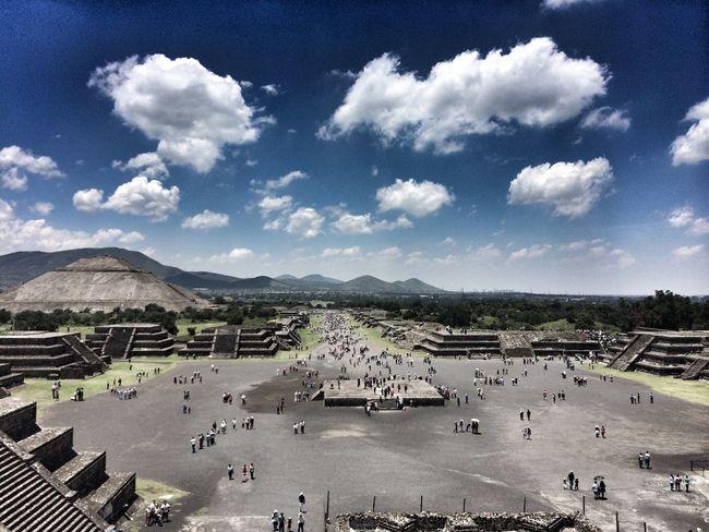 Pirámide Mexico Teotihuacan