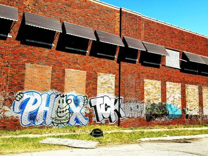 Detroit Abandonment
