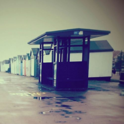 Beach Shelter Beach Huts Outdoors Architecture Thorpe Bay